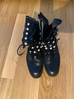 Zara Ankle Boots multicolored