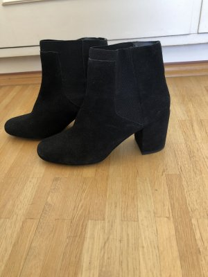 Zara Low boot noir