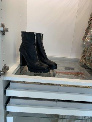 Zara boots schwarz