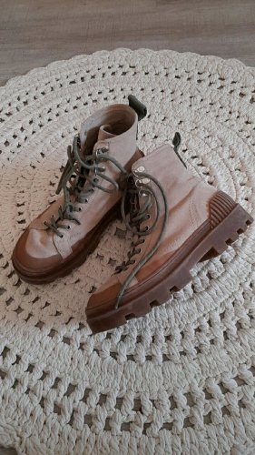 Zara Desert Boots multicolored