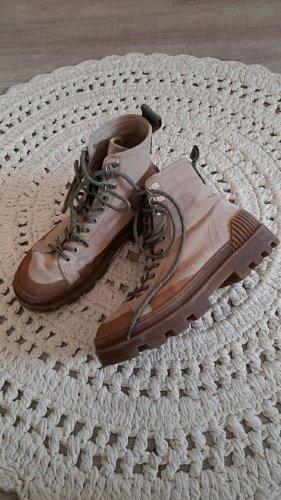 Zara Chukka boot multicolore