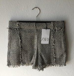 Zara Boucle Shorts