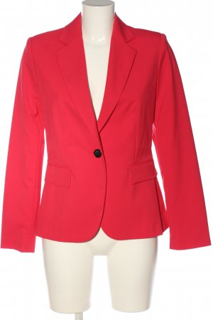 Zara Boyfriend-Blazer rot Business-Look