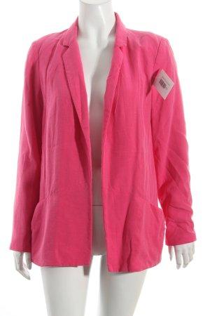 Zara Boyfriend blazer roze extravagante stijl
