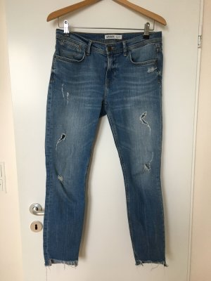 Zara Boyfriend-Jeans