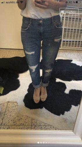 Zara Boyfriend Jeans gr S