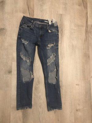 Zara Boyfriendsjeans / (Mom Jeans)36/34