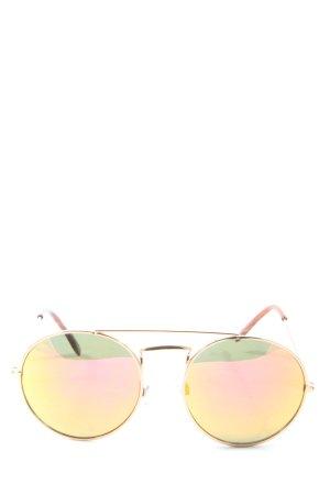 Zara Gafas degradado de color look efecto mojado
