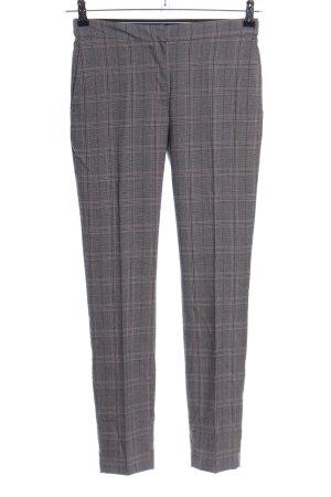 Zara Pantalon à pinces gris clair imprimé allover style d'affaires