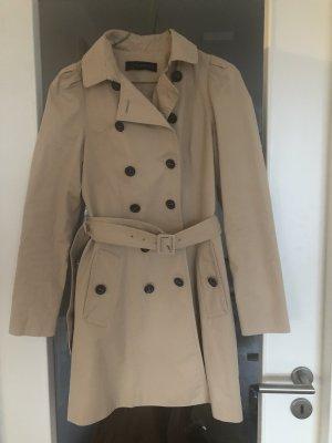 Zara Business Mantel TrenchcoatGr.34 S Beige