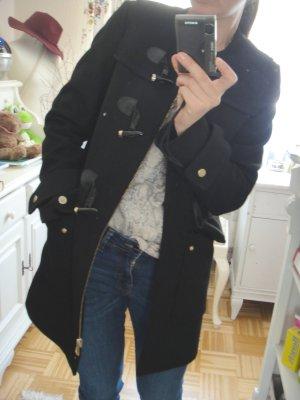 Zara Marynarska kurtka czarny