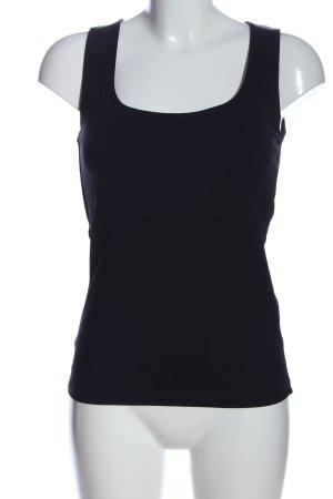 Zara Camisole schwarz Casual-Look