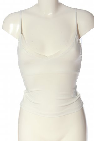 Zara Camisoles natural white casual look
