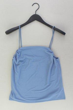 Zara Camisole Größe M blau