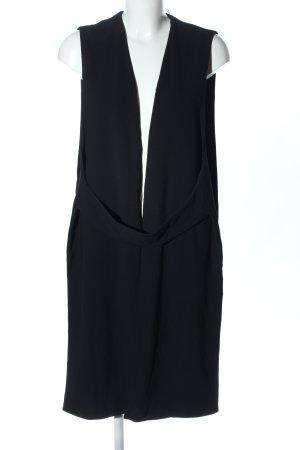 Zara Cape schwarz Casual-Look