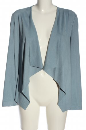 Zara Cardigan blau Casual-Look