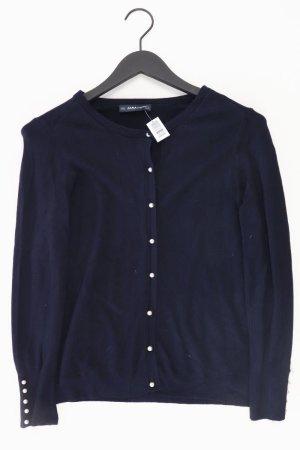 Zara Cardigan blau Größe L
