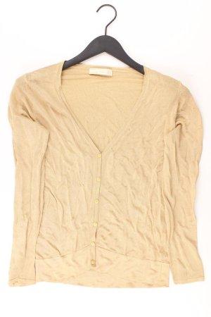 Zara Cardigan Größe L gold