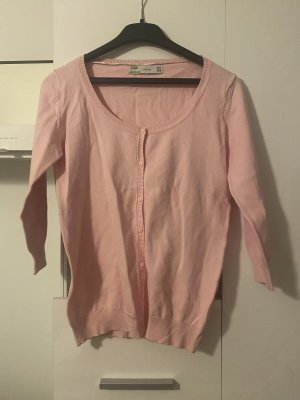 Zara Cardigan Rosa top