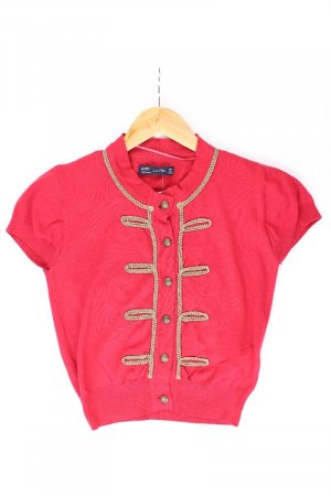 Zara Cardigan rot Größe L