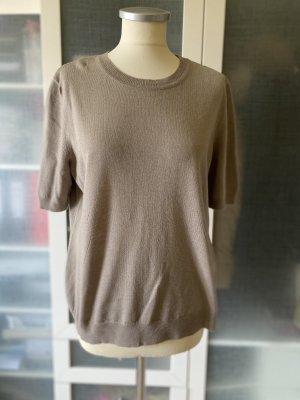 Zara Knit Cashmere Jumper beige