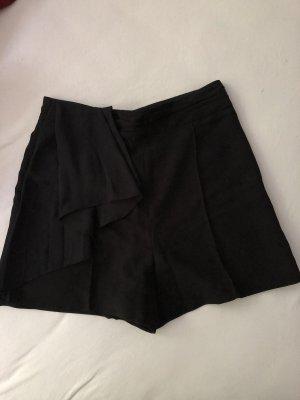 Zara Chiffon Shorts