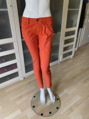 Zara Chino Slim Gr M orange