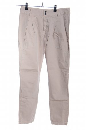Zara Chinohose creme Casual-Look
