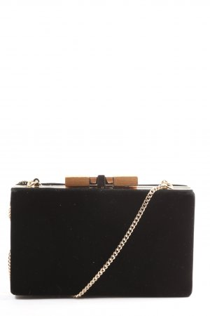 Zara Clutch schwarz Elegant