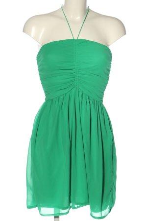 Zara Cocktailkleid grün Elegant