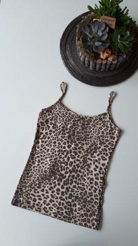 Zara Collection Basic Top Tiegerlook Gr. 36