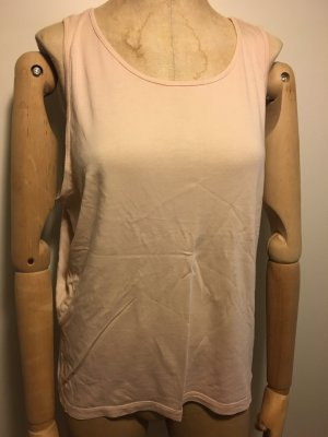 Zara Collection Oversized Top Farbe nude Grösse L