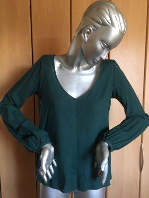 Zara Collection Tunika grün Gr. L