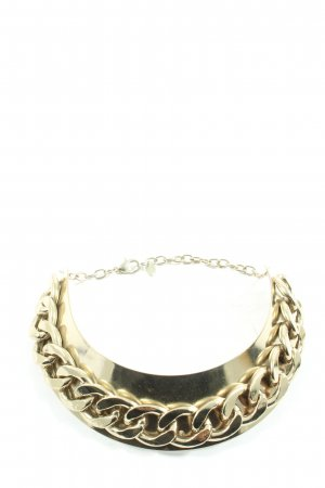 Zara Collier Necklace gold-colored glittery