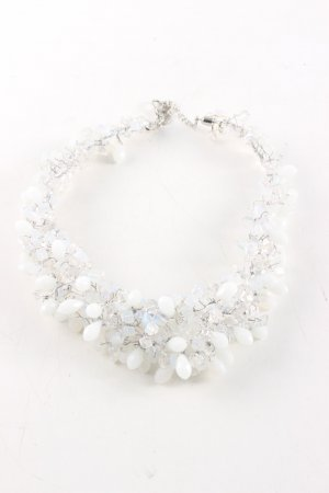 Zara Collier Necklace white elegant