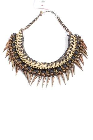Zara Collier mehrfarbig Casual-Look