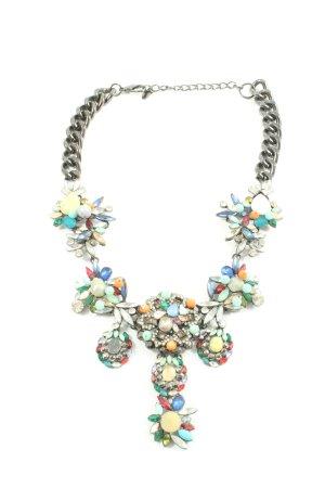 Zara Collier silberfarben Elegant