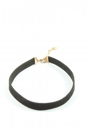 Zara Collier Necklace black classic style