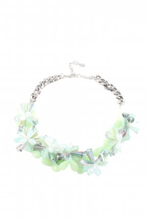 Zara Collier Necklace green extravagant style