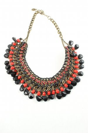 Zara Collier Necklace multicolored elegant