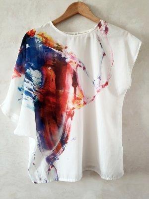 Zara colour splash top M New