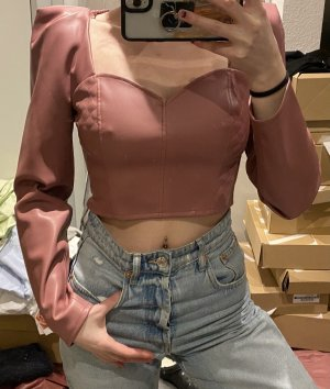 Zara cool crop top S