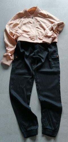Zara Bluzon brzoskwiniowy