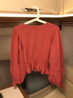 Zara Cropped Pullover Pulli