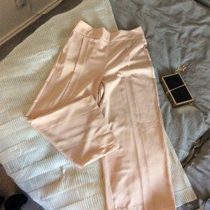 Zara Culotte helles Apricot beige