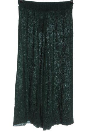 Zara Culottes green casual look