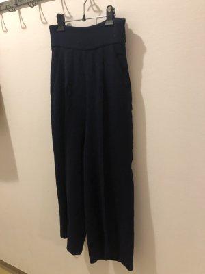 Zara Culottes dark blue-black