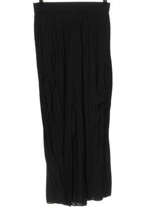 Zara Culottes schwarz Elegant