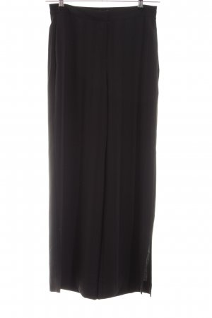 Zara Culottes schwarz Business-Look