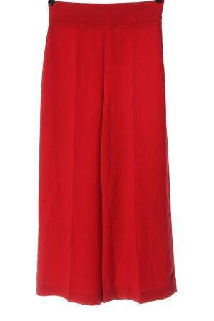 Zara Culotte rouge style décontracté